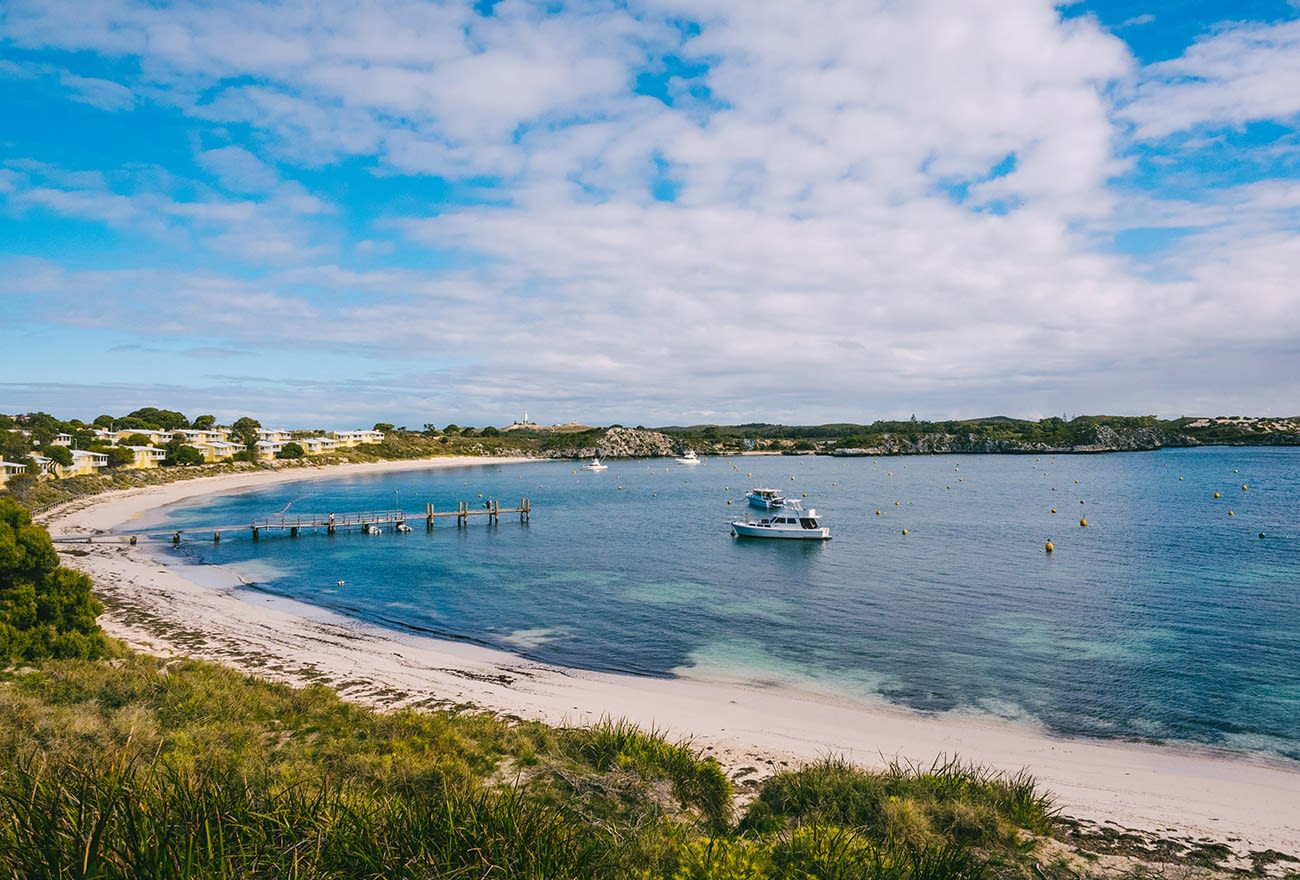 Australia - Rottnest Island - Thomson Bay
