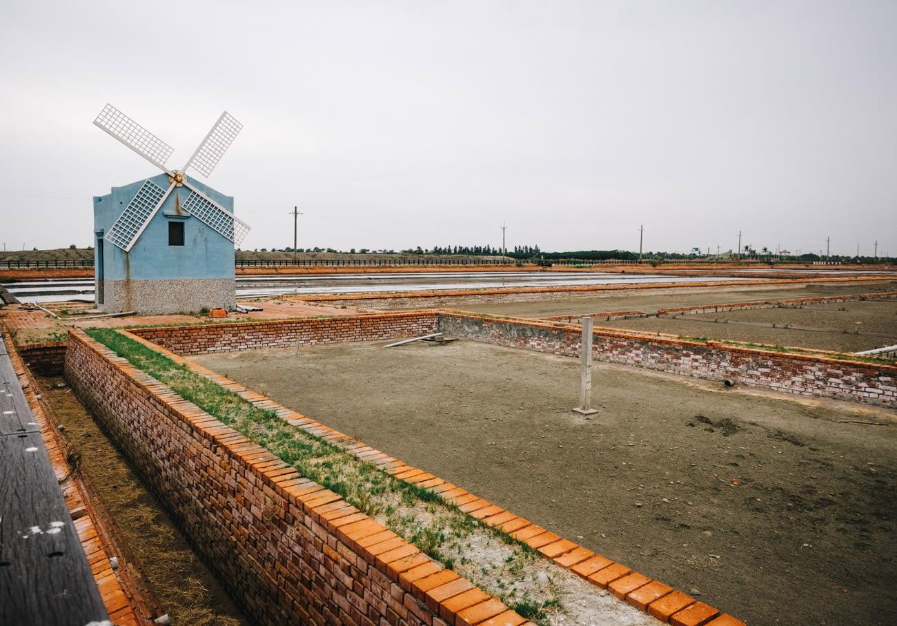 Tainan - Beimen - Windmill building