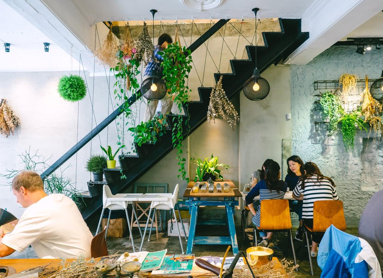 Tainan - Wudao Cafe