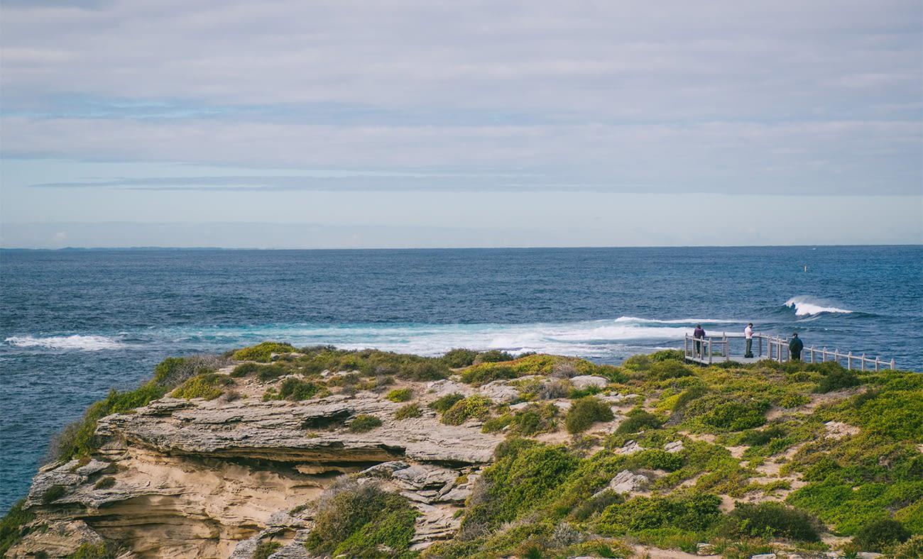 Australia - Rottnest Island - Cape Vlamingh Coastline
