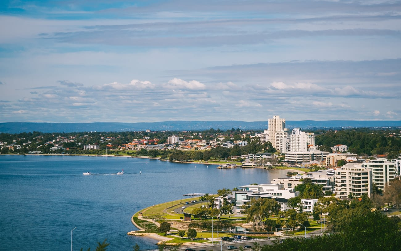 Australia - Perth - Kings Park and Botanic Garden View 1