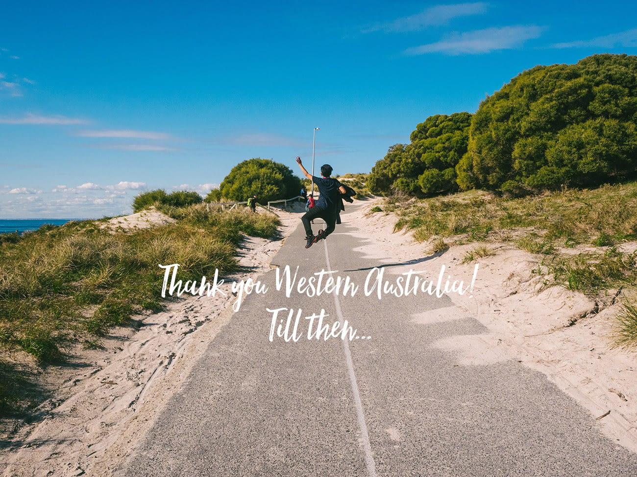 Australia - Rottnest Island - See you again!