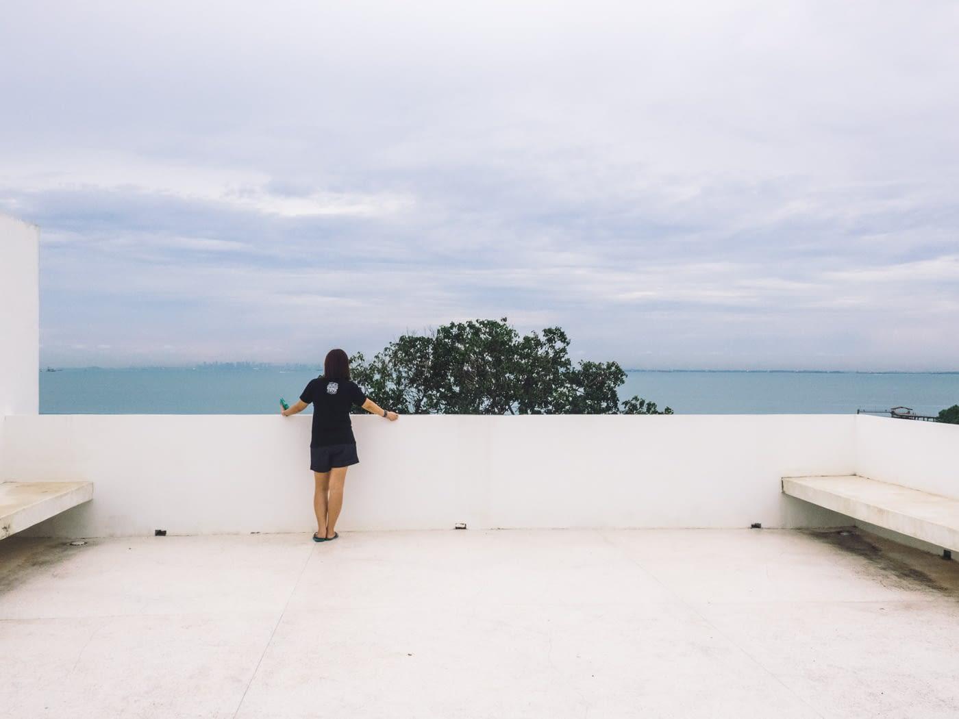 Indonesia - Montigo - Spacious rooftop