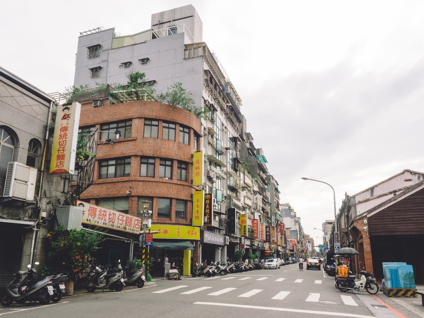 Taiwan - Taipei - Random street shot
