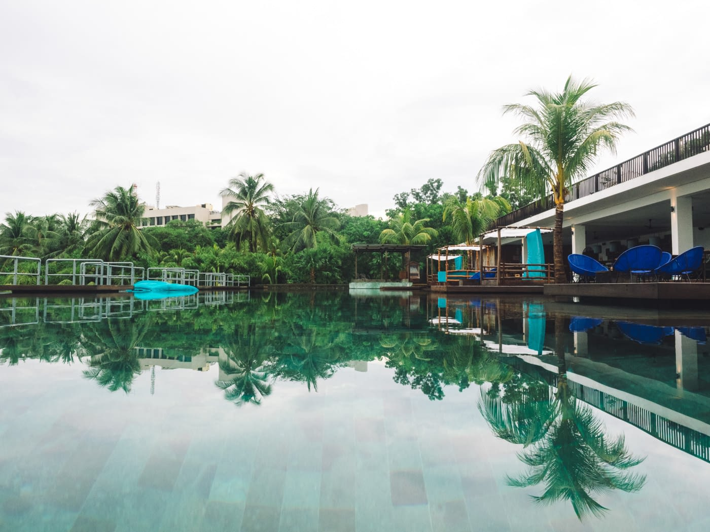 Indonesia - Montigo - Resort main pool area