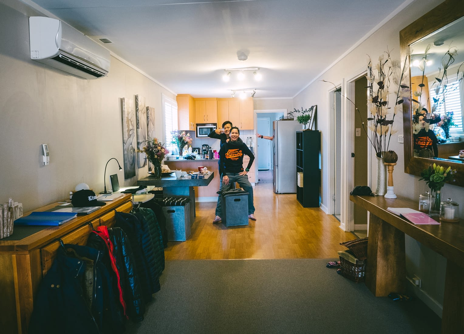 Perth - Esperance - Airbnb living room