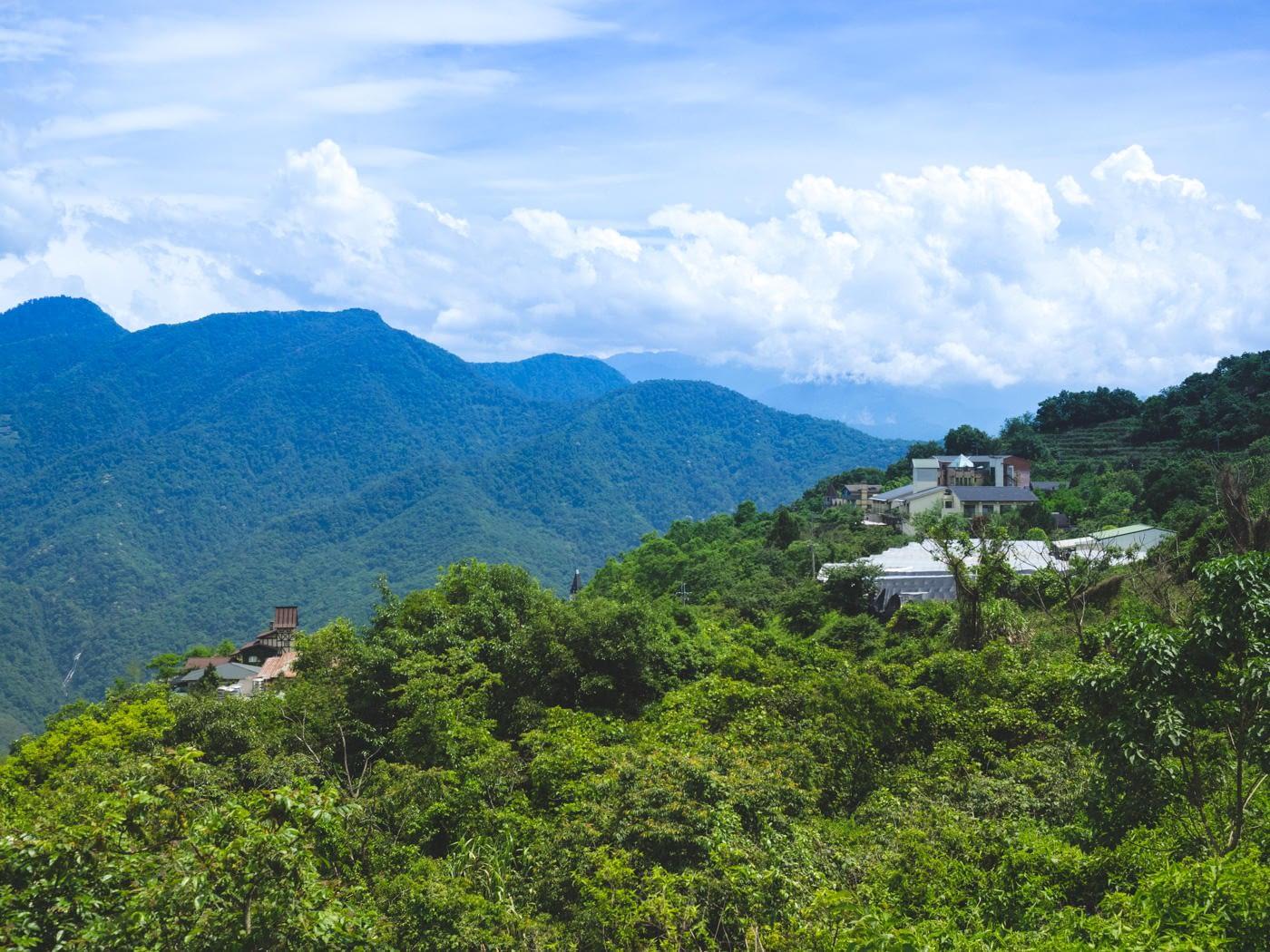 Taiwan - Qingjing - Overview 2