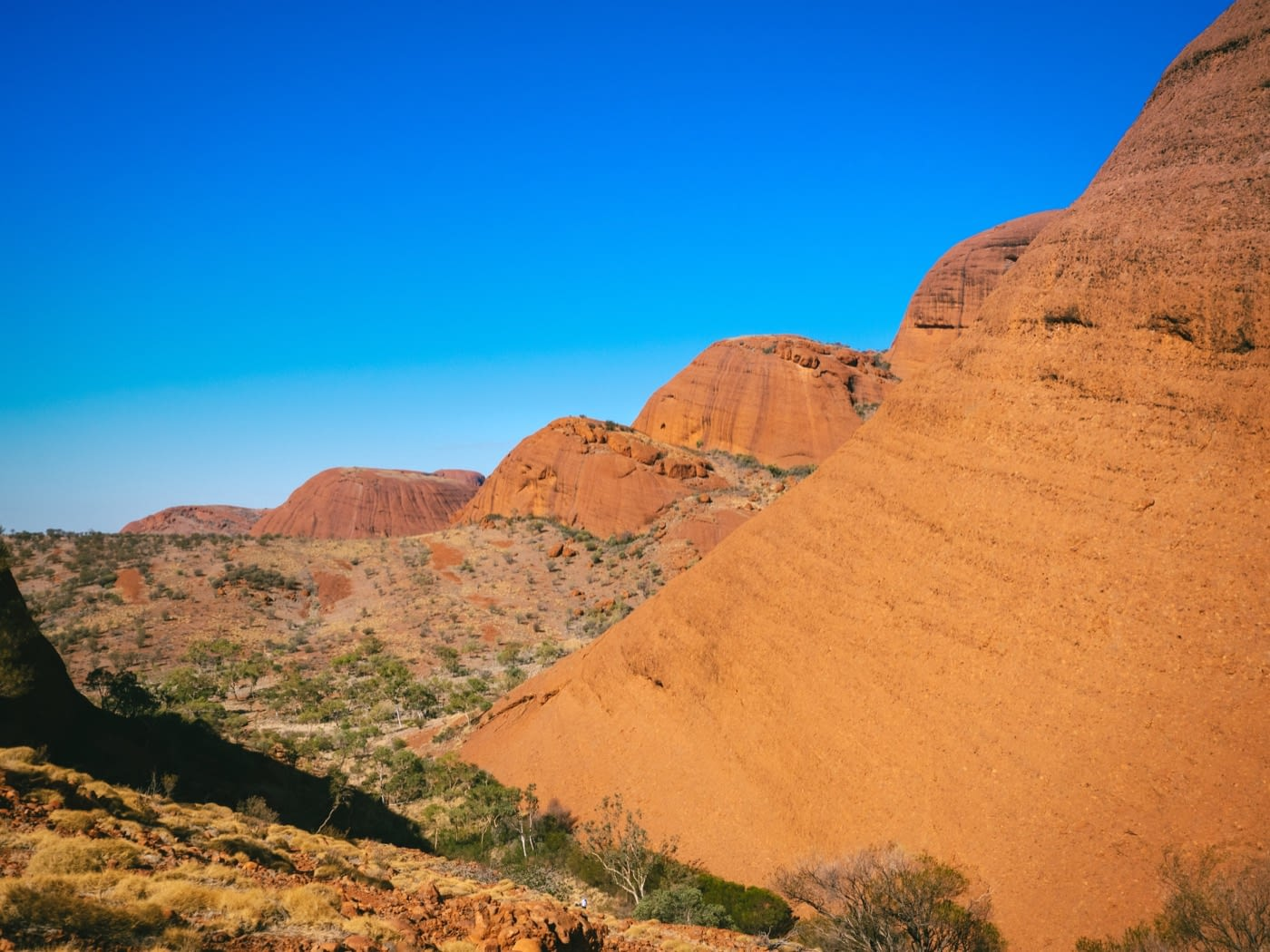 NT Australia - View at Valley of the Wind