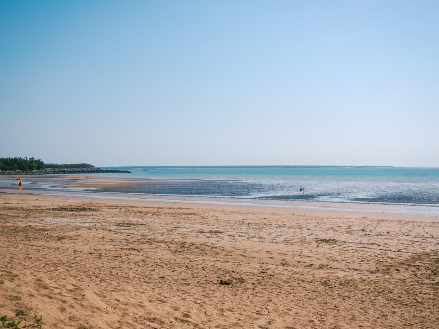 Mindil Beach - landscape