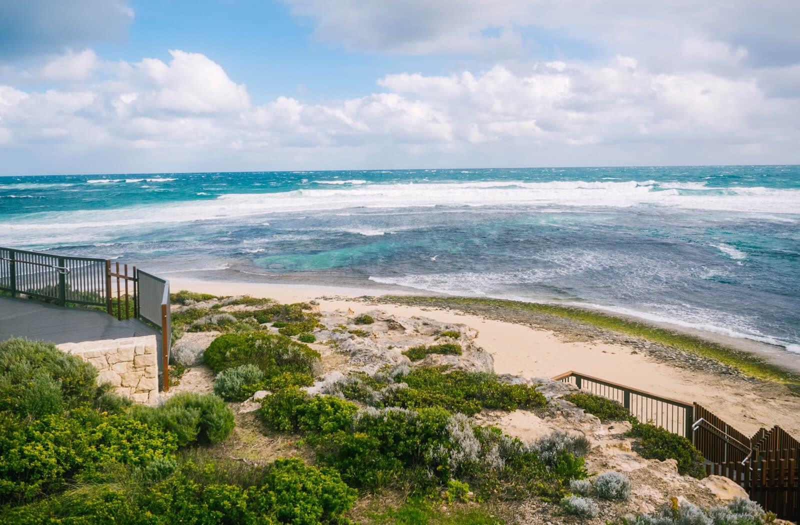 Perth, Australia - Prevelly Beach