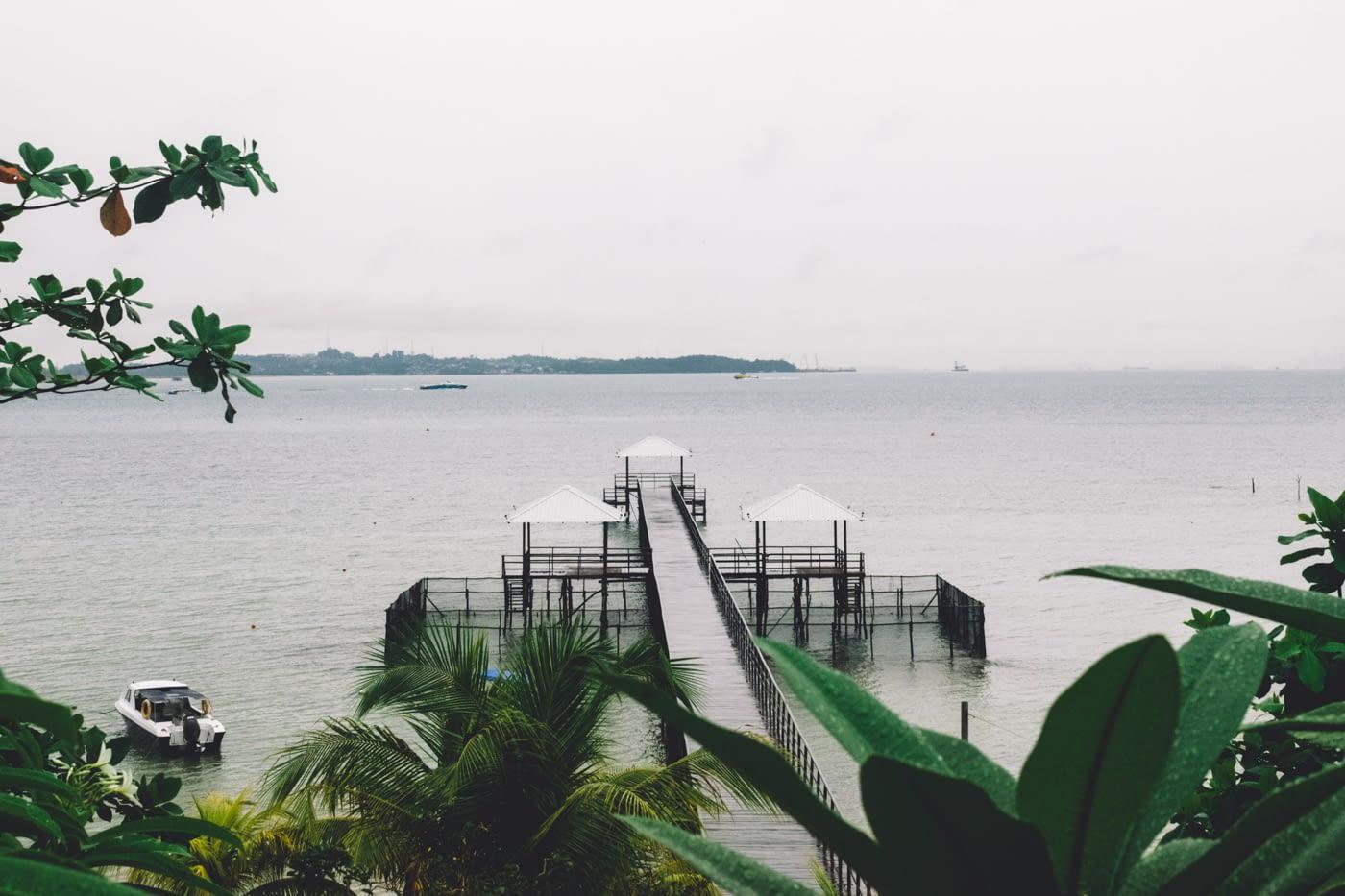 Indonesia - Montigo - Gloomy first day