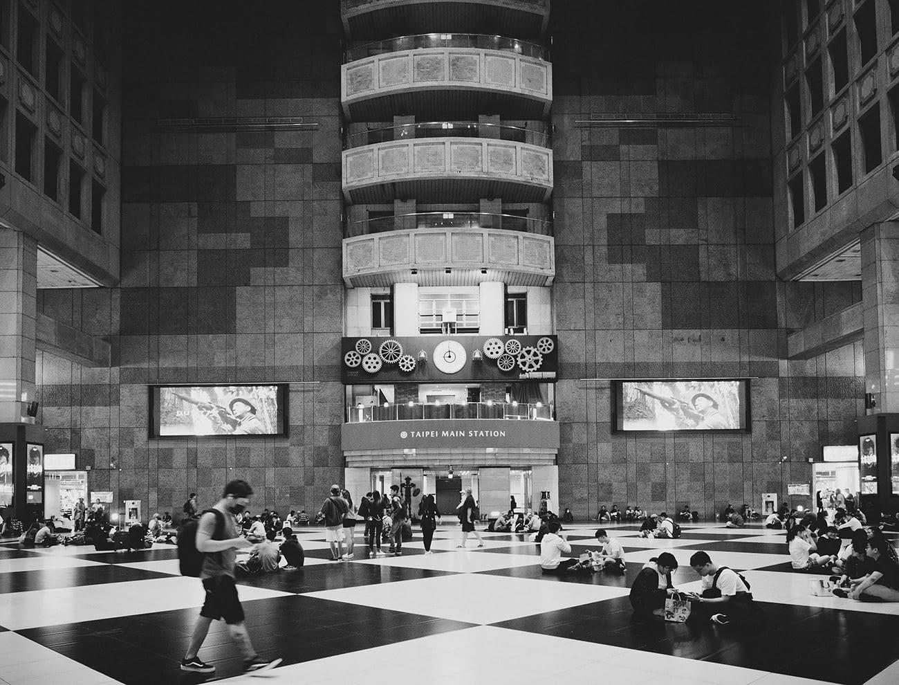 Taipei - Main station