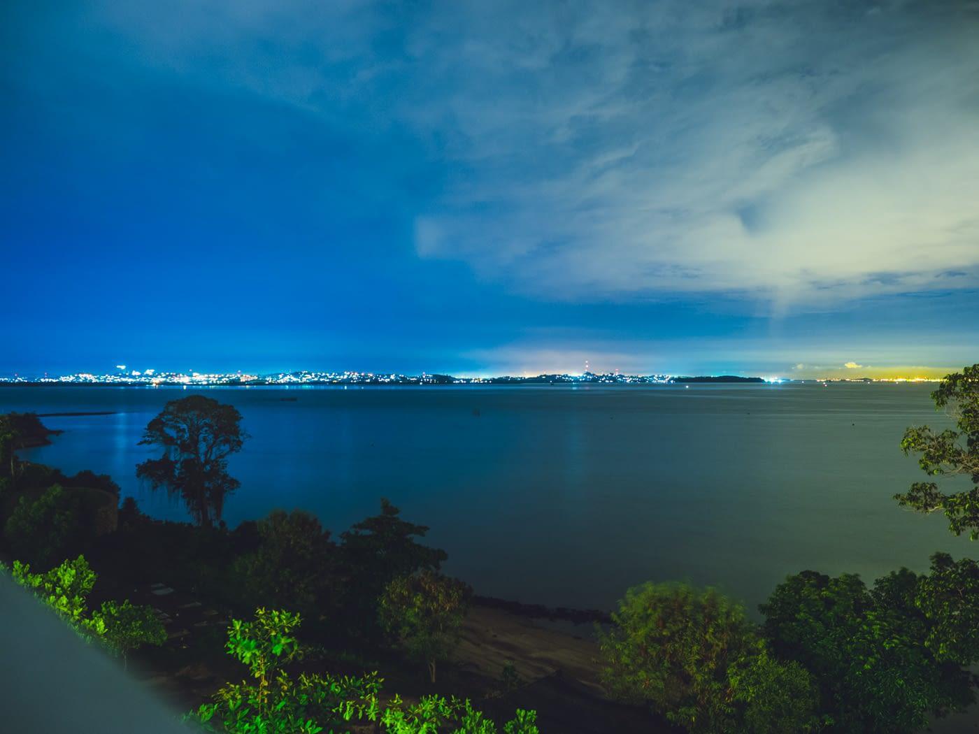 Indonesia - Montigo - Colourful sunset