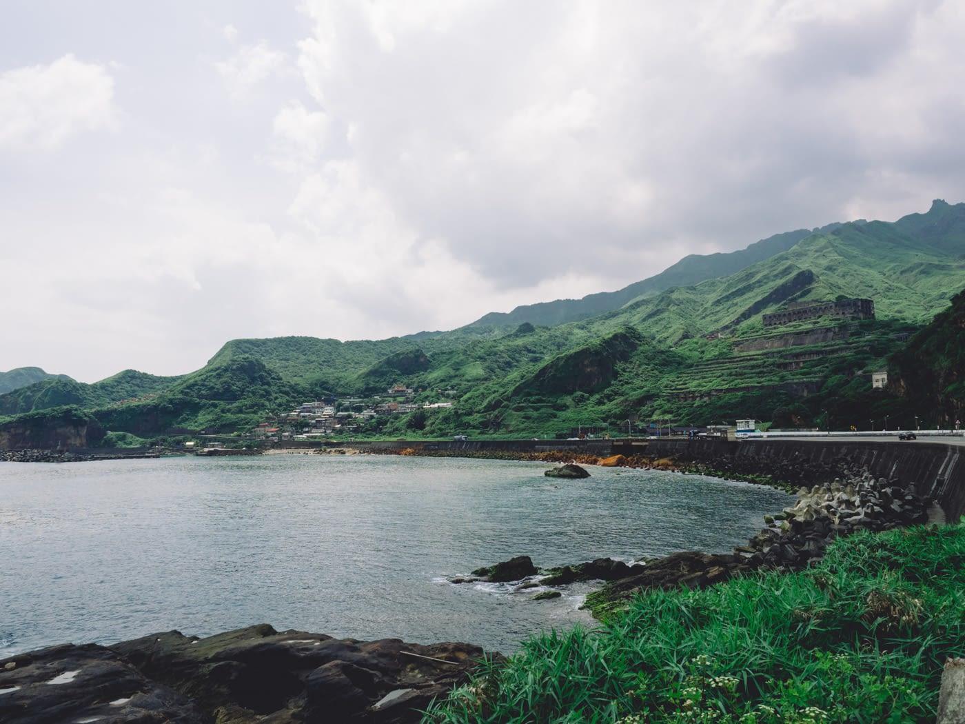 Taiwan - New Taipei City - Amazing greenery mountain