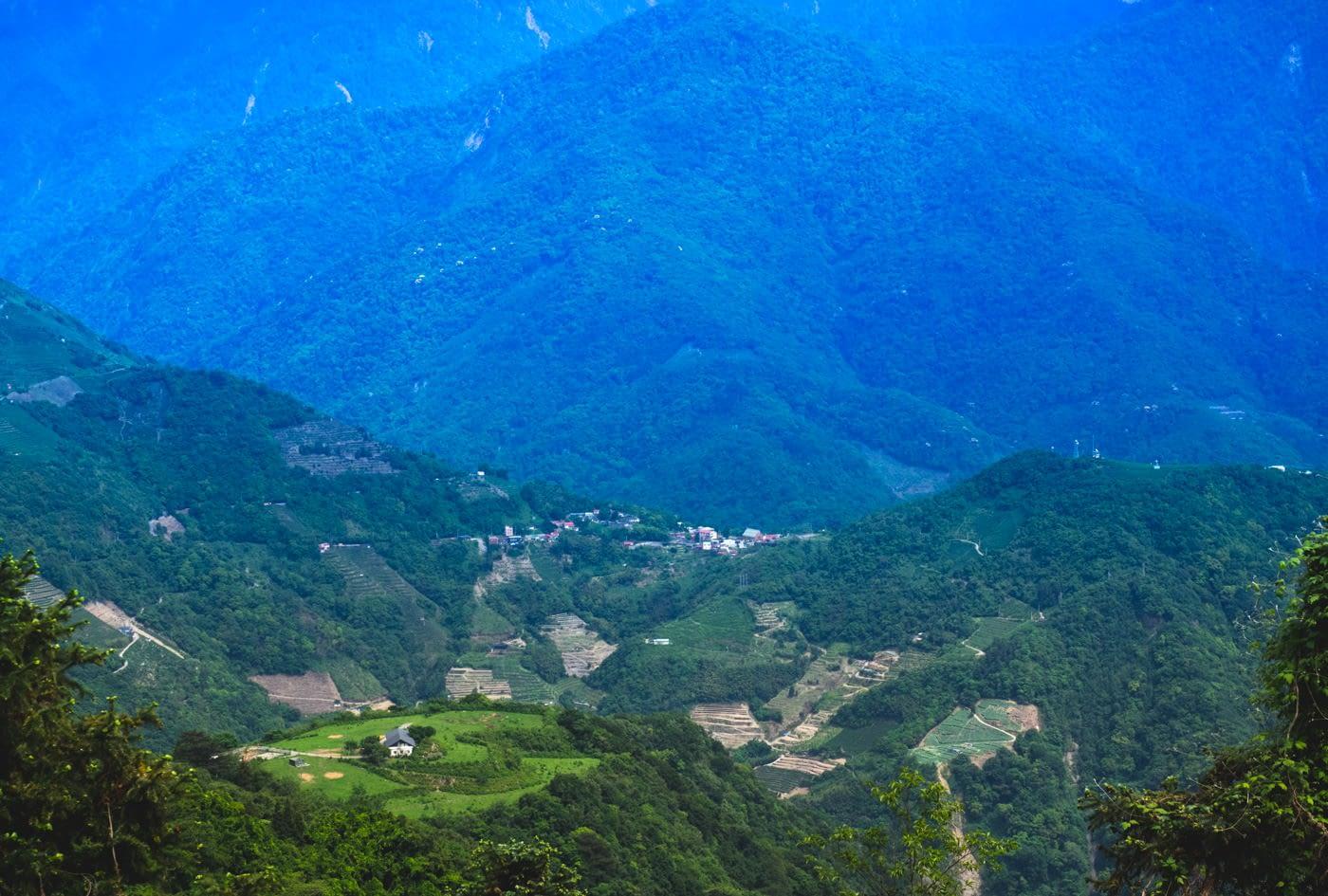 Taiwan - Qingjing - Overview 3