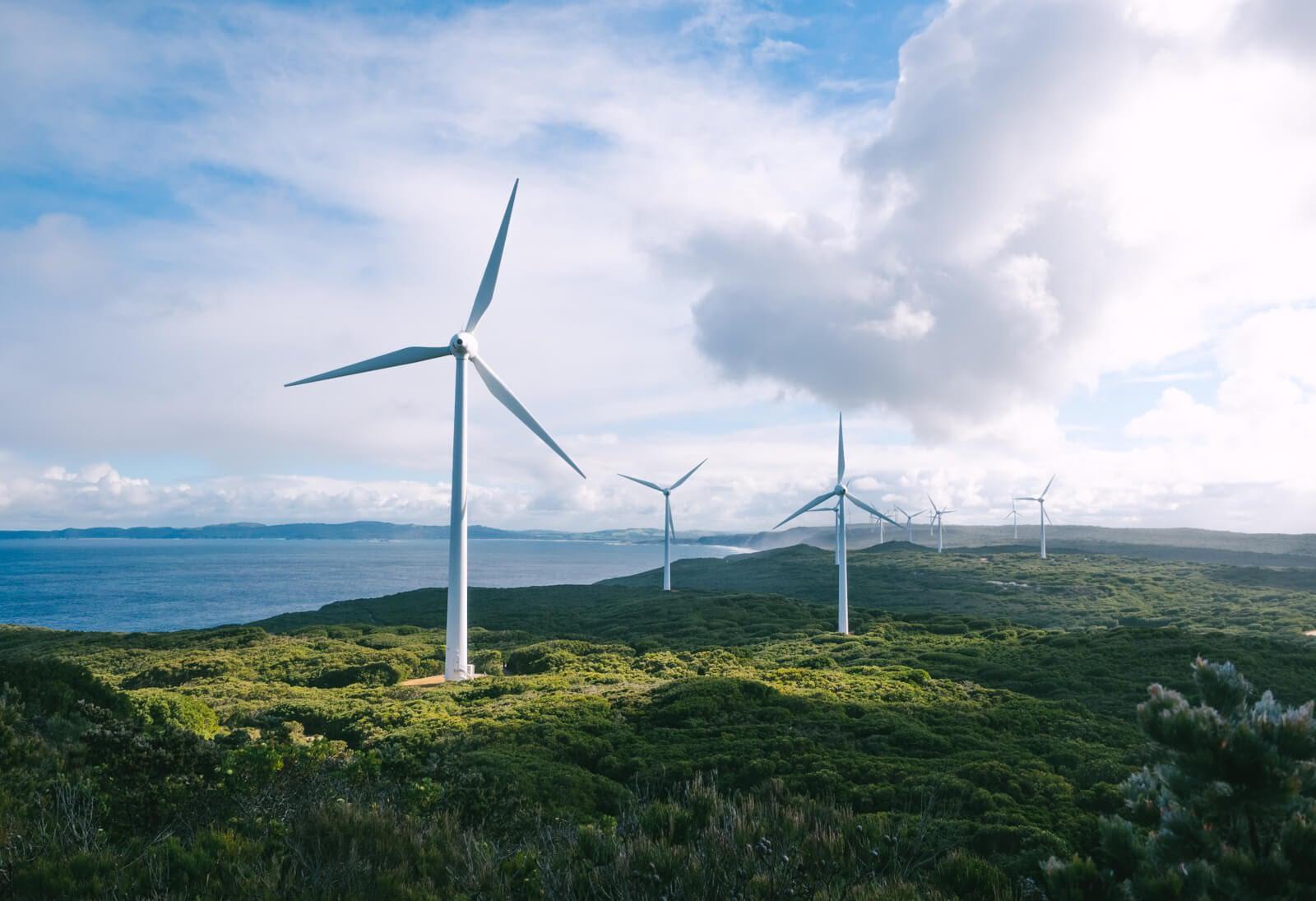 Albany, Australia - Wind Farm