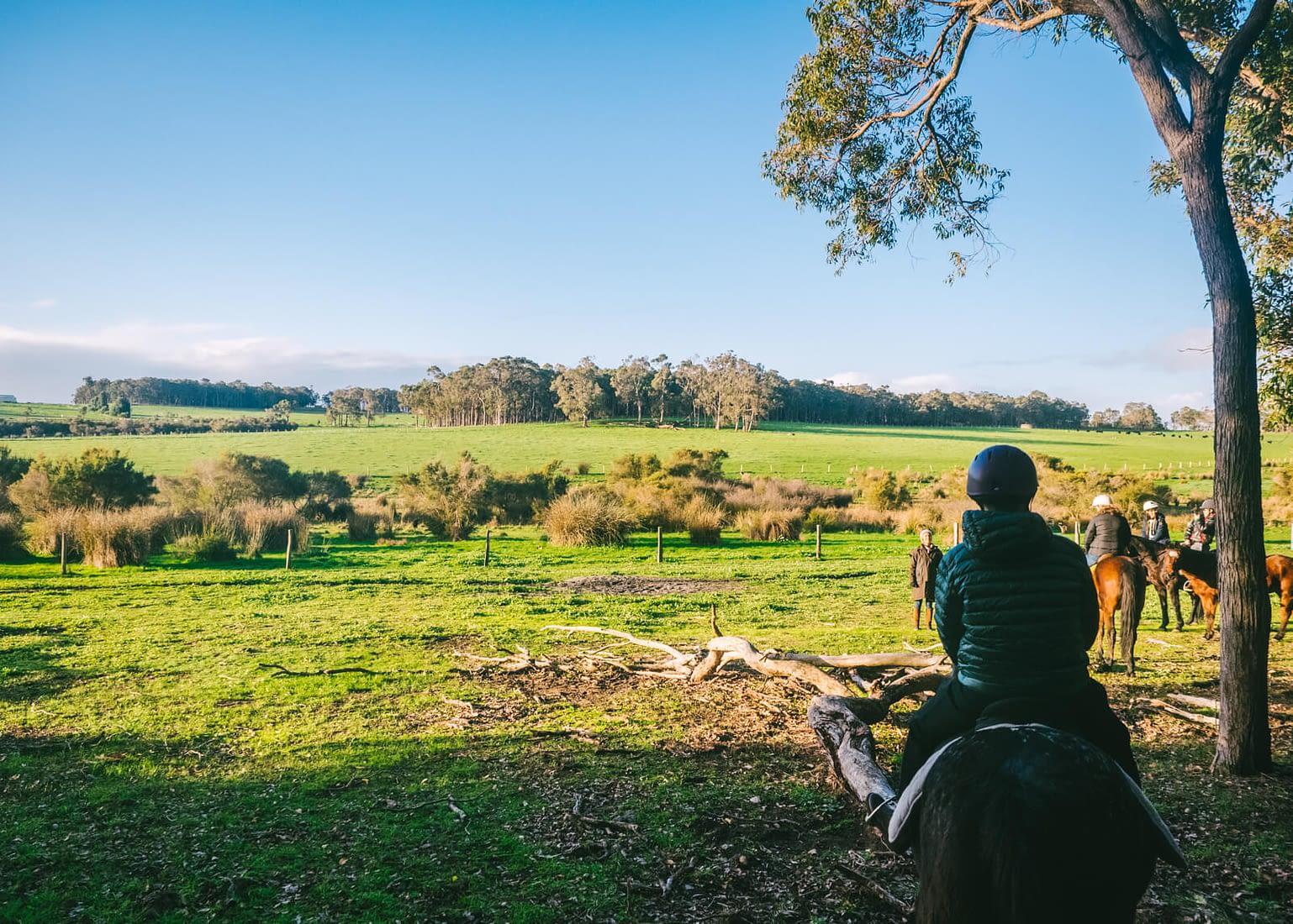 Perth, Australia - Jesters Flat - Arrive at rest area