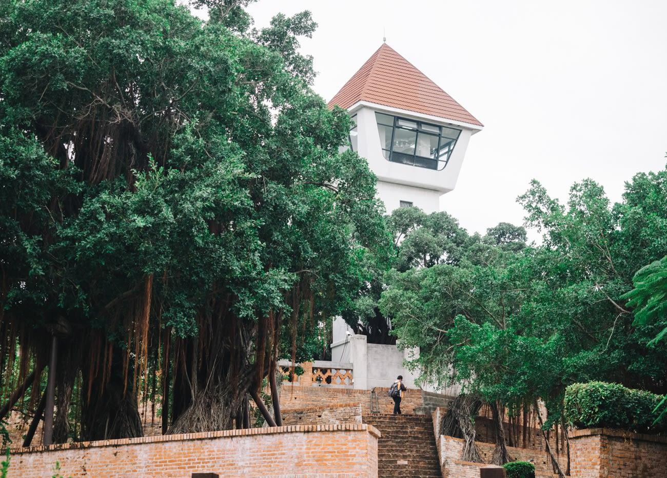 Tainan, Anping Old Fort 安平古堡
