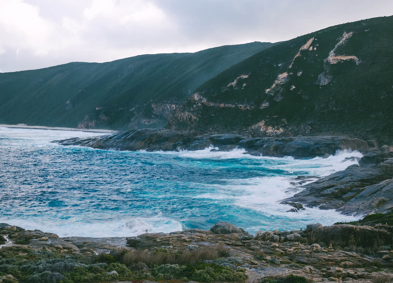 Albany, Australia - The Gap sea view