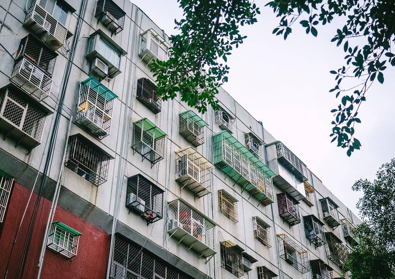 Taipei - Residential flats